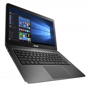 ZenBook UX305 Black Open Front150